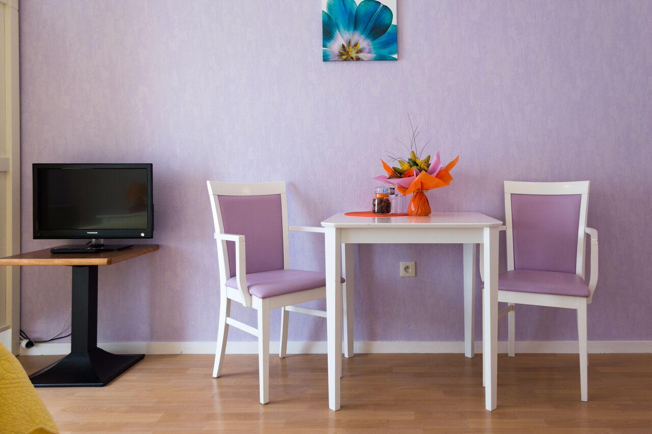 Un appartement sénior confortable et sécurisé