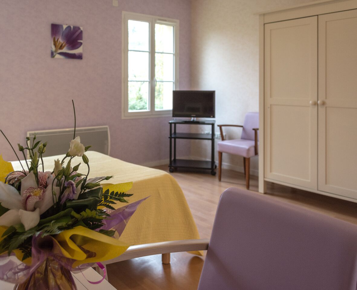 Location d 39 appartements seniors loches mary flor - Location appartement senior ...