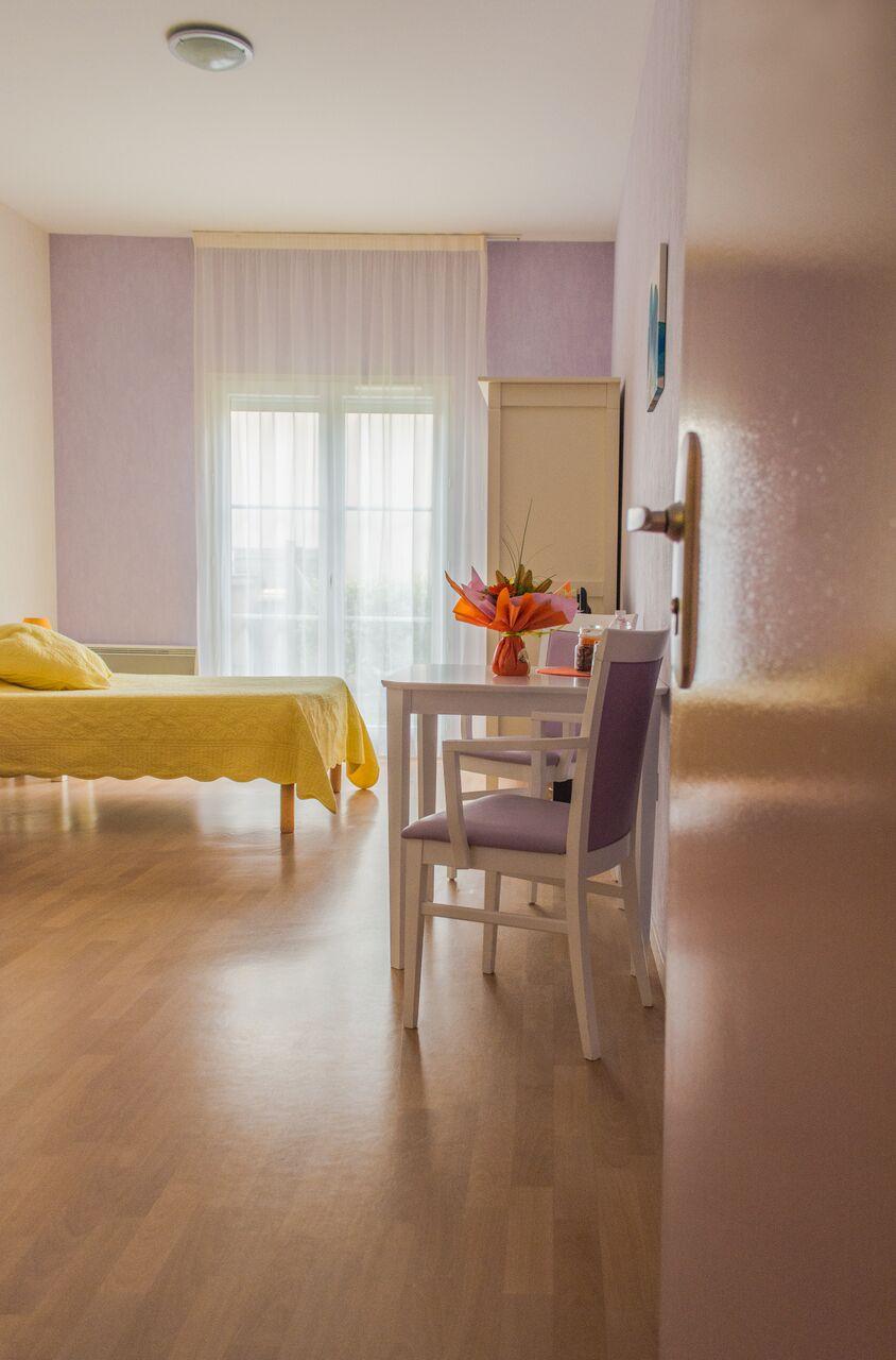 Appartement avec services séniors